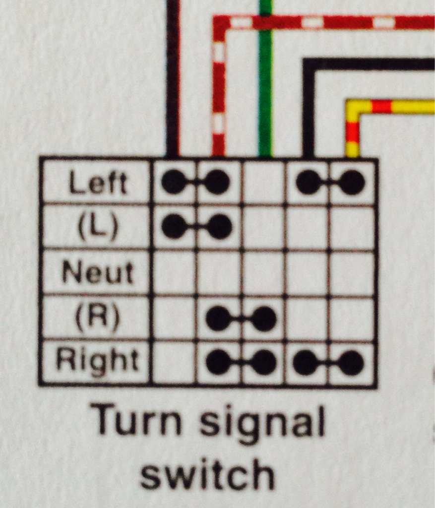 Turn Signal Wiring Rocker Switch Light Diagrams Toggle Diagram Dpdt For Signals Help 3 Position First One On