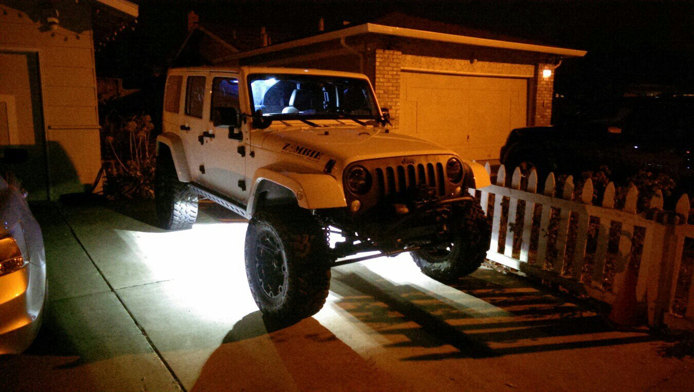 Under Door Courtesy Rock Lights The Top Destination Ez Dome Light Wiring Harness Diagram For Jeep Jk Wrangler News Rumors And Discussion