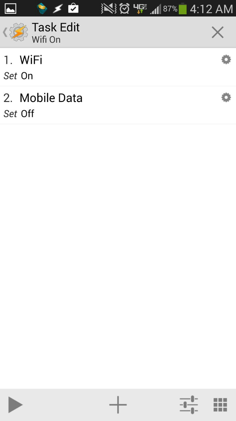 Turning off data automatically? - Android Forums at
