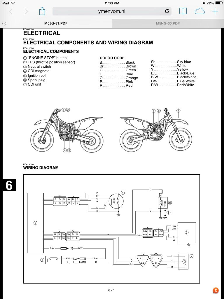 Yamaha Yz426 Wiring Diagram Schematics Diagrams Parts Of A Carburetor Free Download Schematic