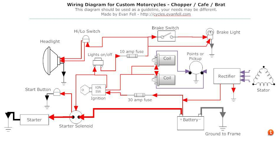 82 Gs450 Simplified Wiring Diagram