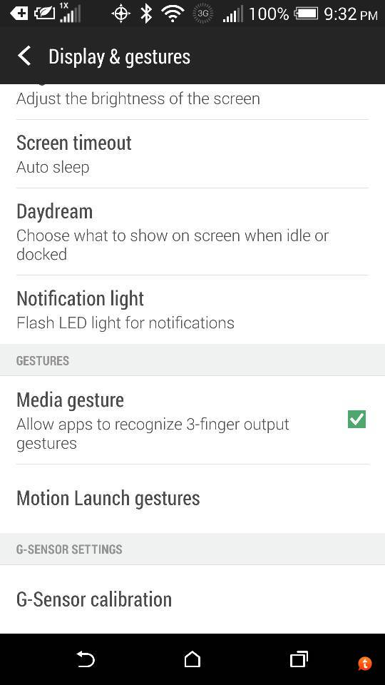 Can You Turn Off Triple Tap To Wake Feature? - Android Forums at