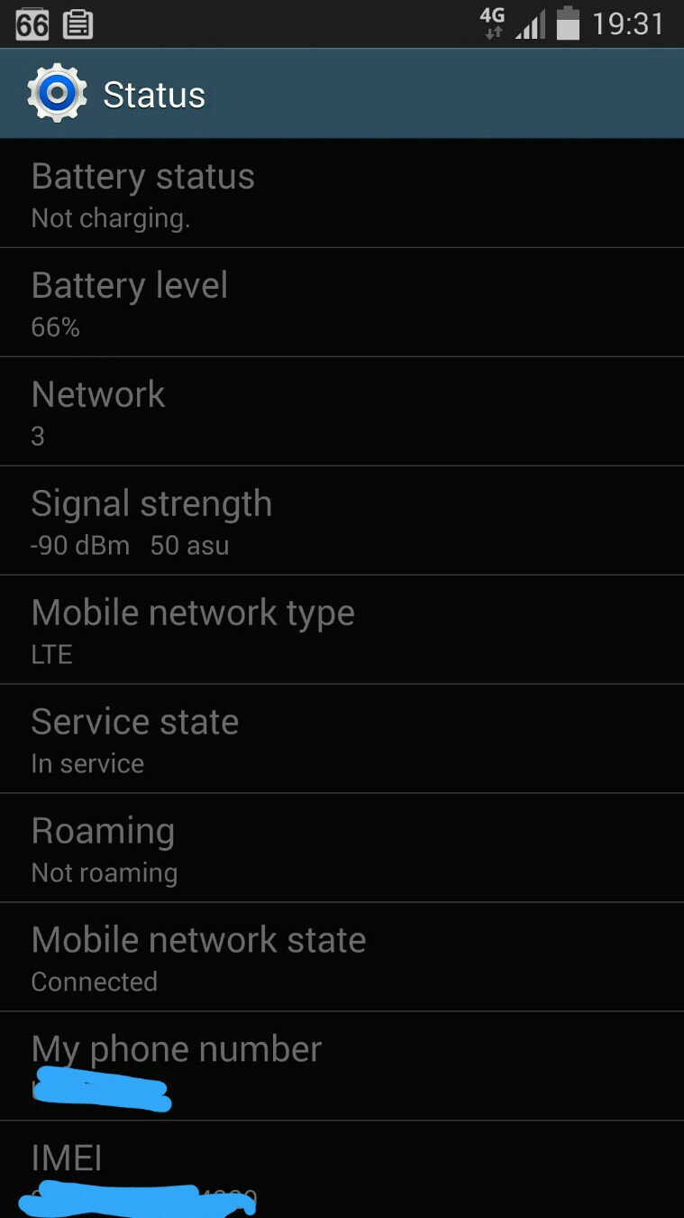 Full Signal but emergency calls only! - Samsung Galaxy S4 on 3
