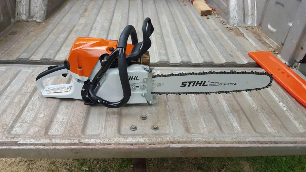 Stihl MS 362 CM, good to go I need a new saw? | Arboristsite com
