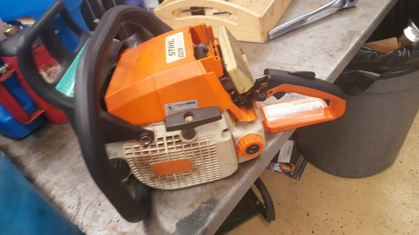 How to tune a Stihl 039 carb? (My saw is alive!) | Firewood Hoarders