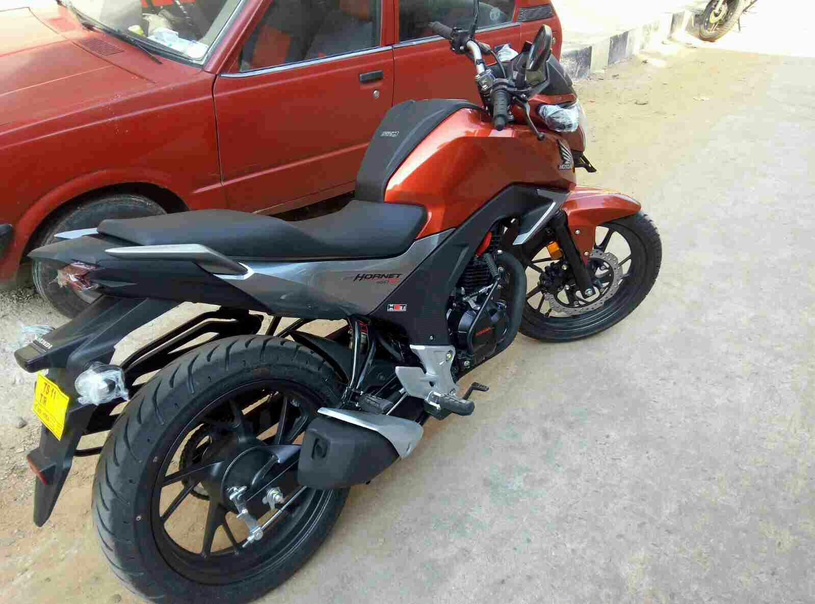 [Ownership Thread]: Honda CB Hornet 160R Owners Experiences