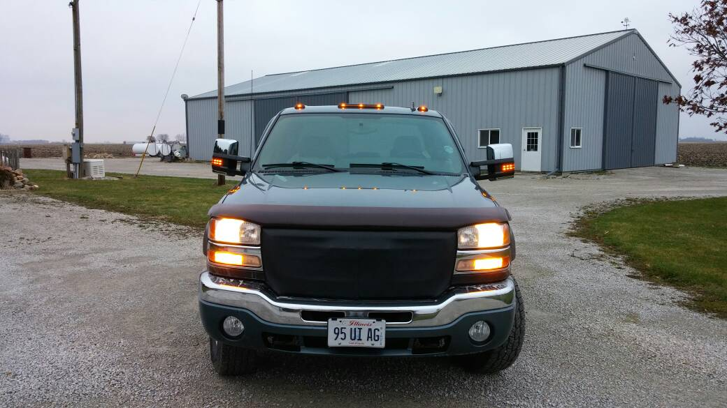2015 5 Tow Mirrrors For 03 07 Classic Body Style Chevy