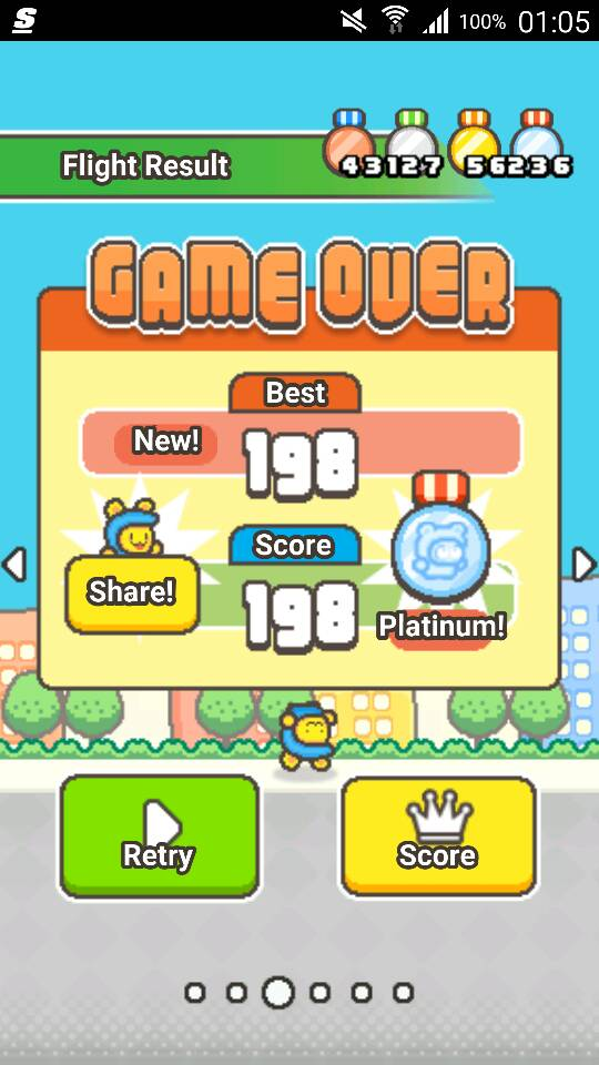 Post your games high scores here