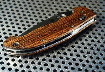 spyderco manix 2 wood scales bladeforums com