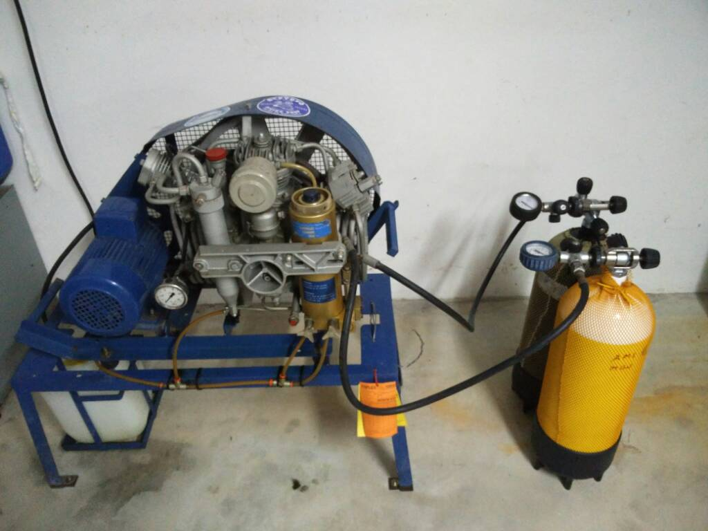 Pre Startup Maintenance Safety Review For A Compressor