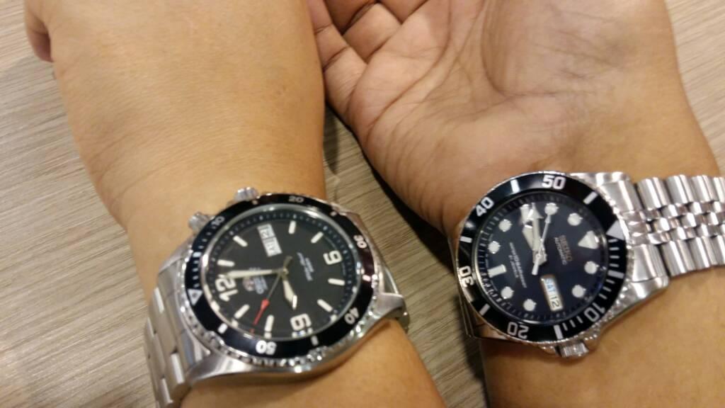 PhilippineWatchClub.org • View topic - Girls wearing Mens Watch