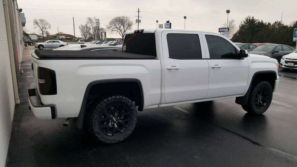 Body Side Molding Keep 2014 2018 Chevy Silverado