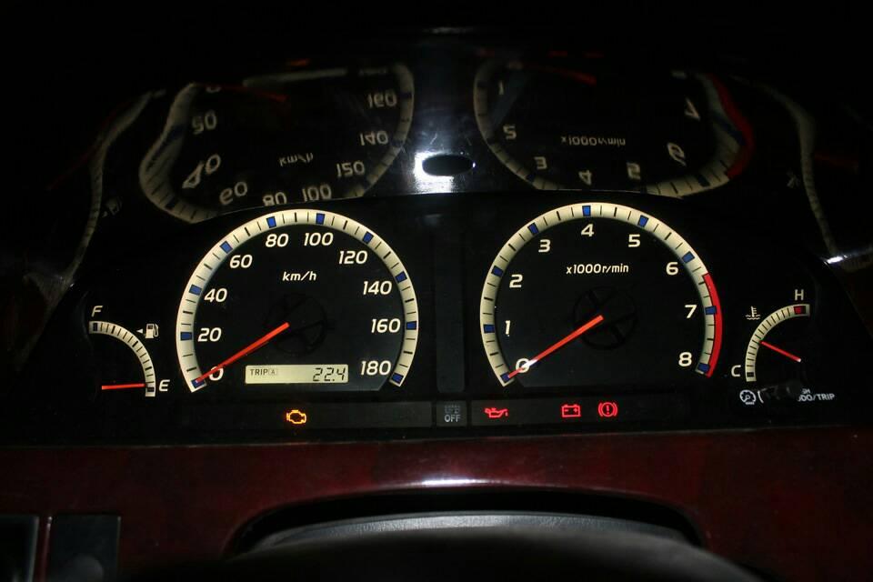 Speedometer Issue - fa3e4b7a14cb2a8b923cc61d3587e53f