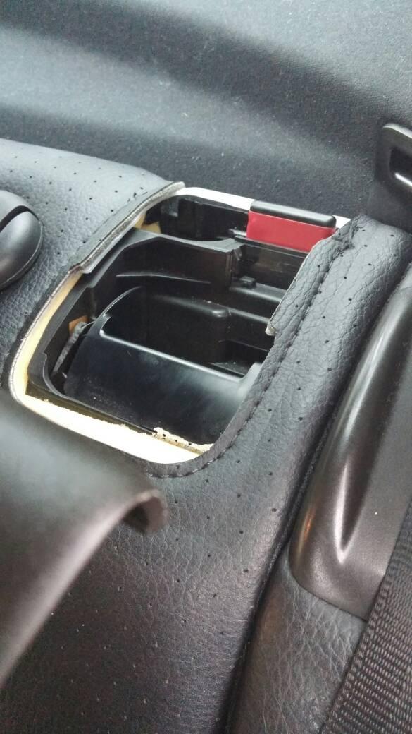 vwvortexcom   fix  broken rear seat latch  vw passat