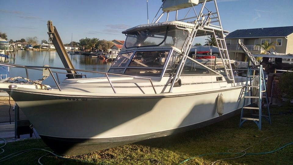 1988 Predator 351W fuel economy | Shamrock Boat Owners' Club