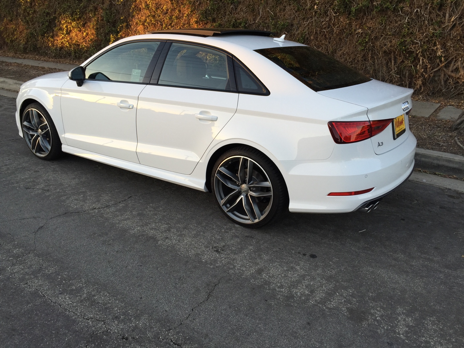 VWVortex com - New to the forum, here's my A3