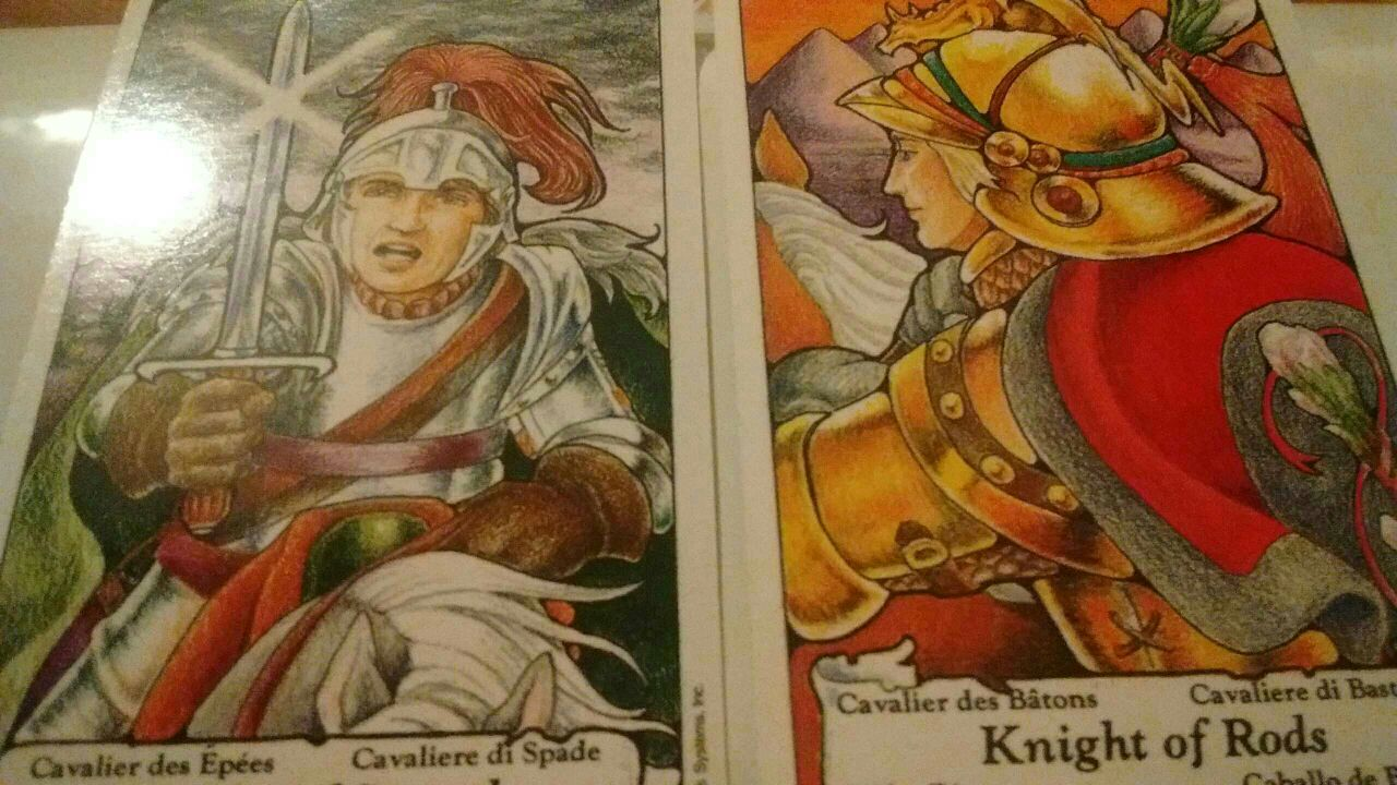 What Does the Knight of Cups Suggest