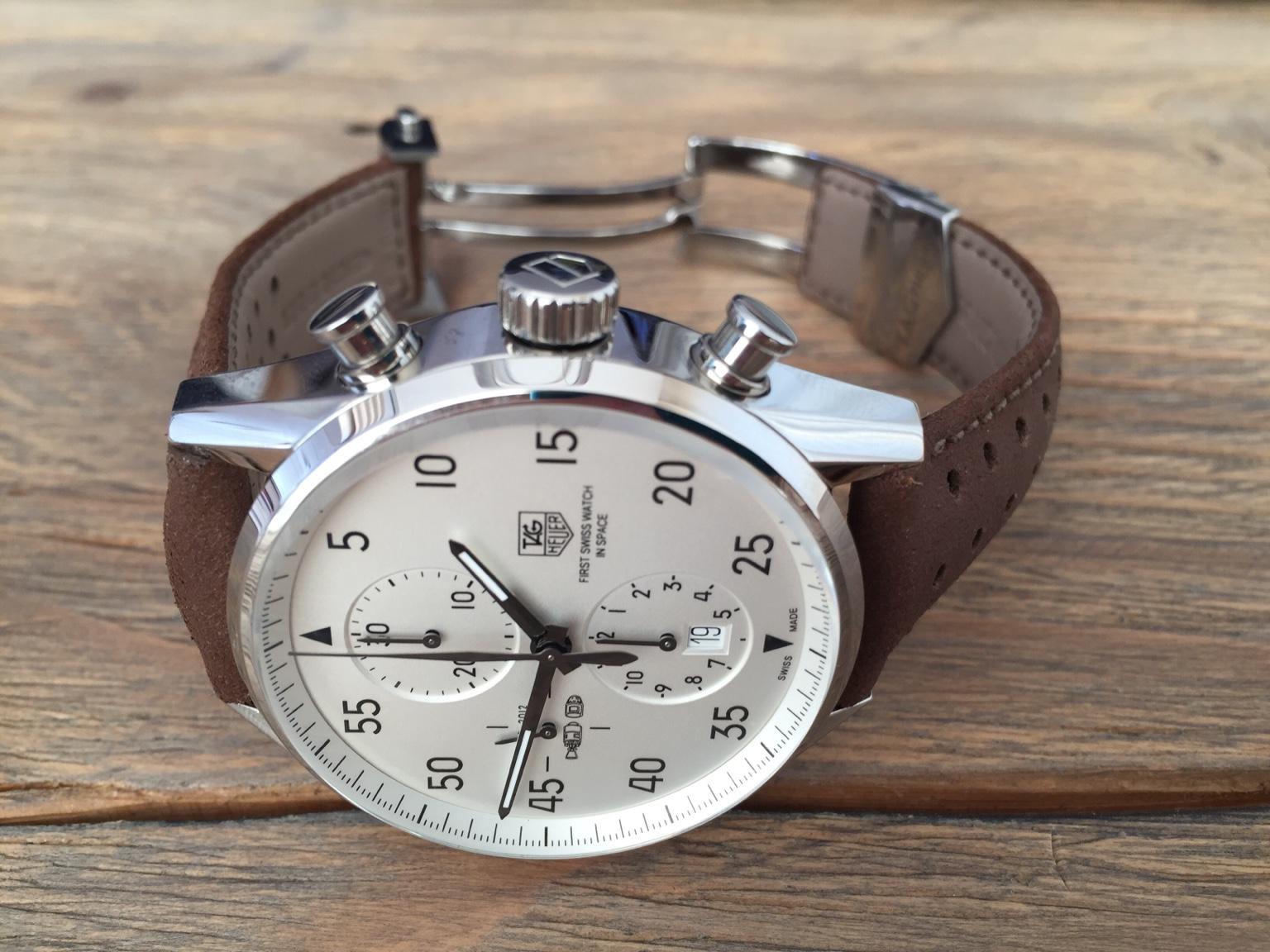 Часы Tag Heuer Space X в Ульяновске