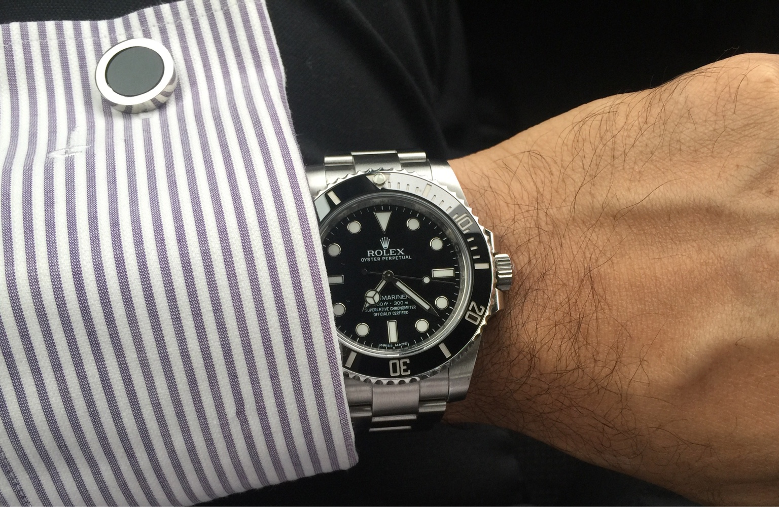 Help me decide: Rolex Submariner Date or No Date - Rolex ...