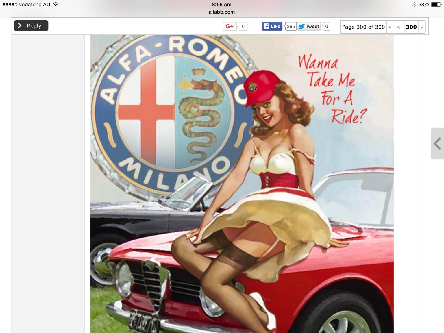 Best Alfa Romeo Ads