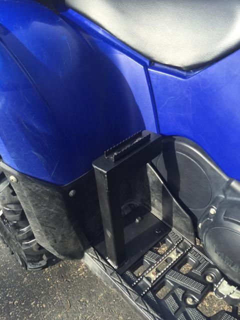 Yamaha Atv For Sale >> Passenger footrest - Yamaha Grizzly ATV Forum