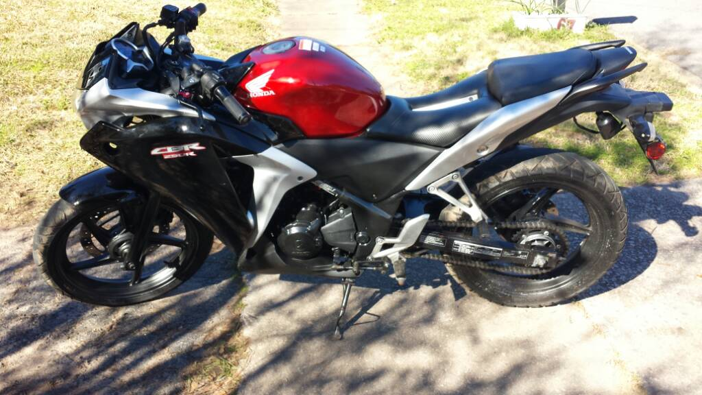 2012 CBR250R - a build from the ground up (almost) - Page 5