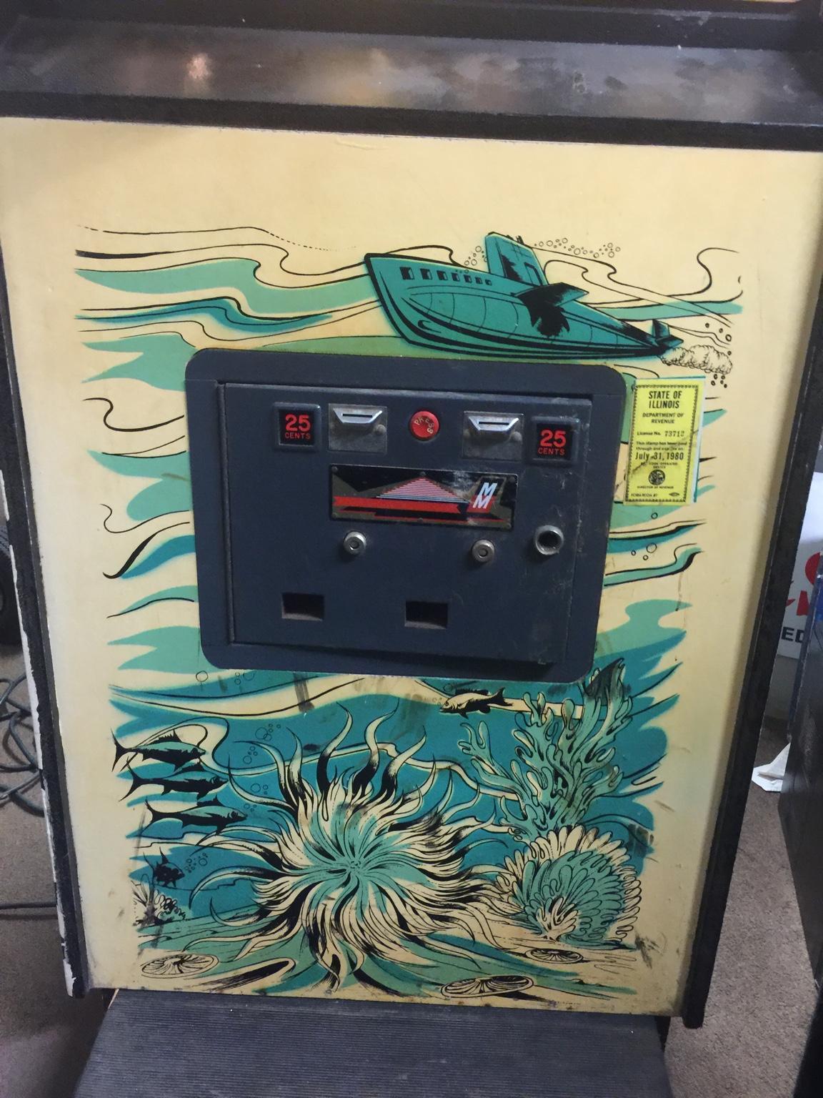 Midway slot machines
