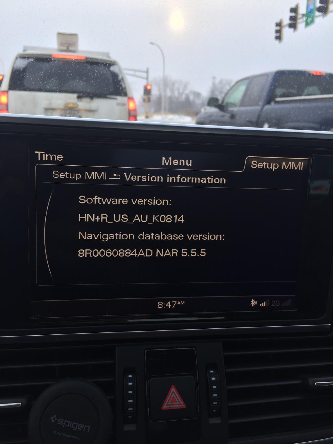 Audi Mmi Update - Audi mmi update