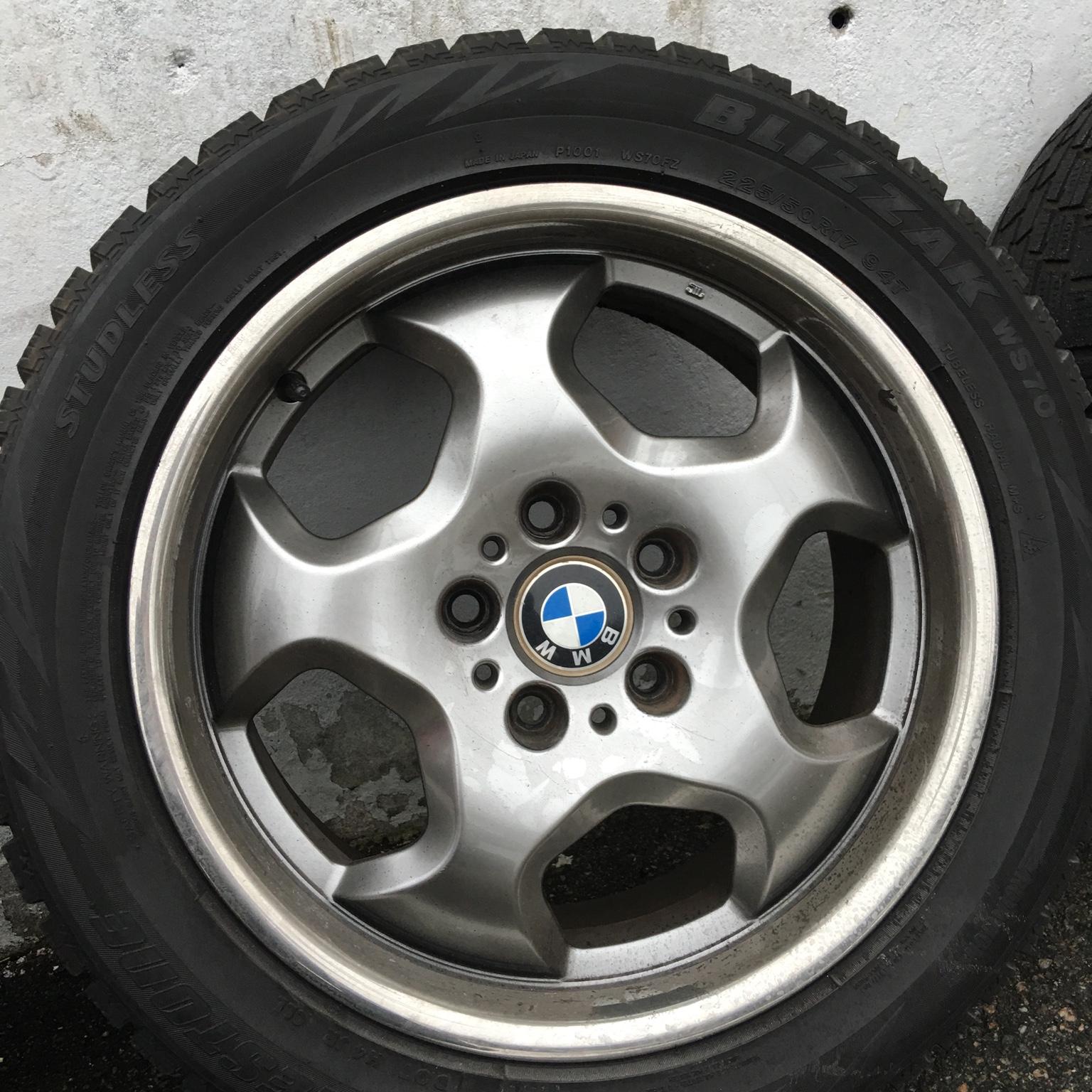 BMW E36 E46 M3 Contour Wheels