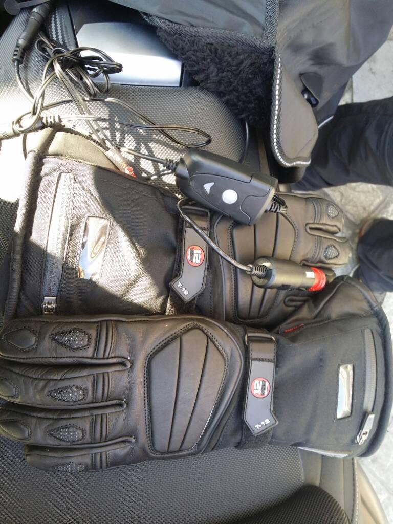 Θερμαινόμενα γάντια. ....Με ρυθμιστή ζέστης. 102a9a34e8f