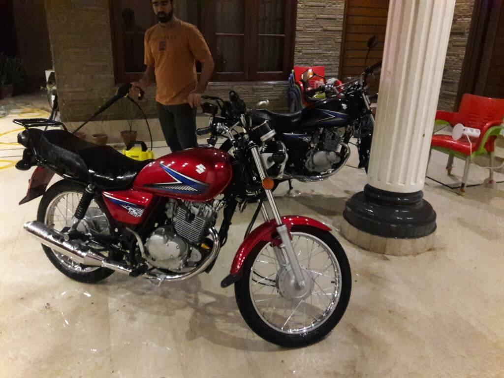 My third Suzuki GS 150 (Shafin619) - 1e9d2a310a51833941fd4bc10ac42e15