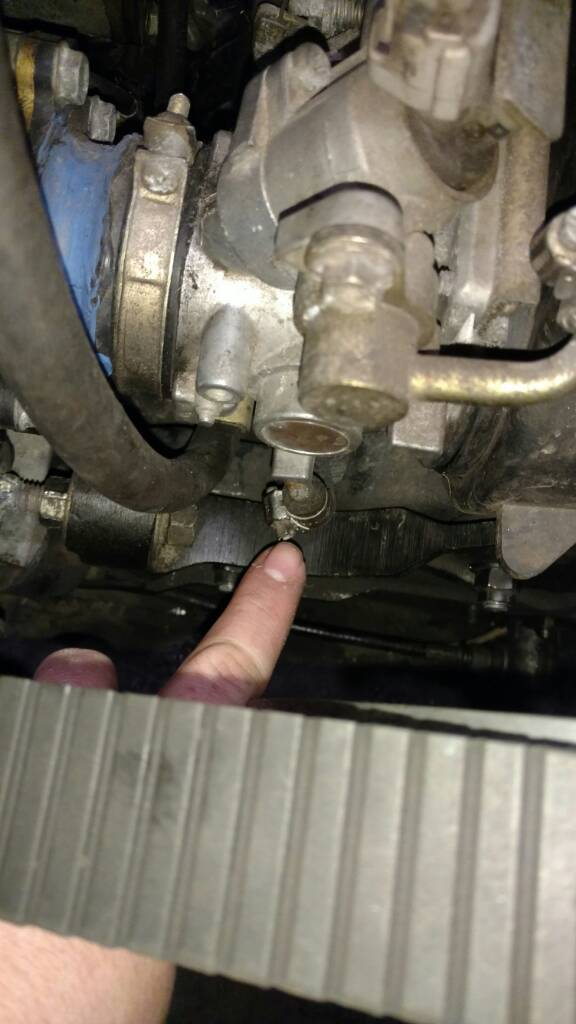 Fuel Lines Not Connected On 99 Zl 600