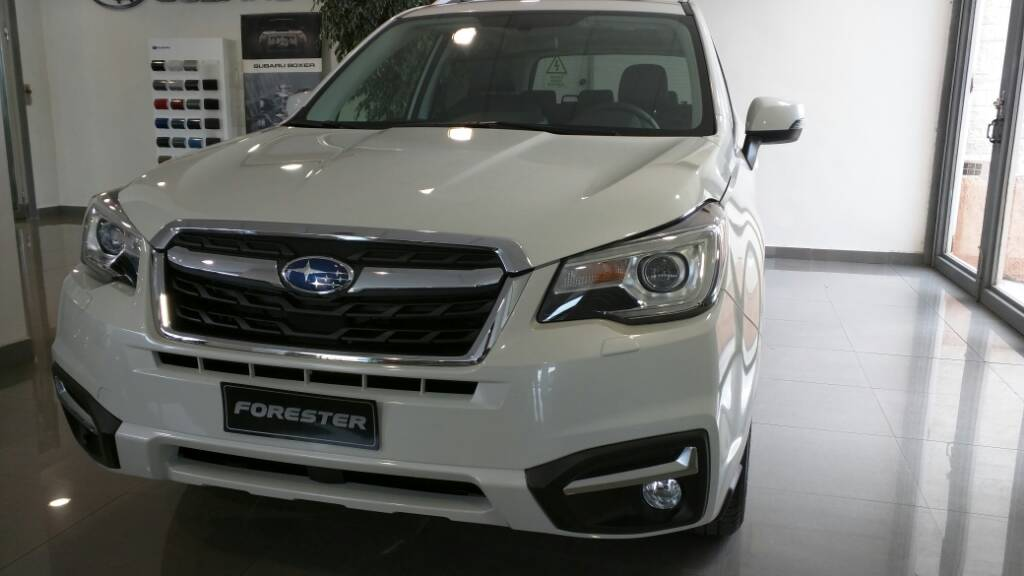 Here We Have D No Eyesight Led Front Lights Steering Responsive And The Rest Of Restyling Things