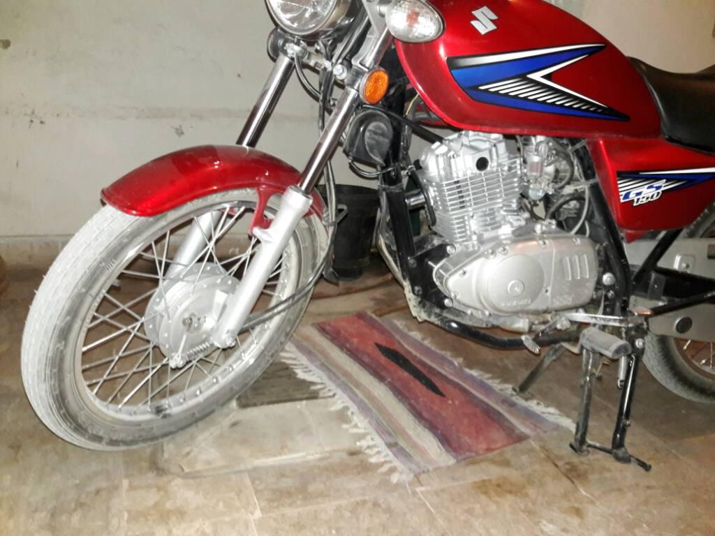 My third Suzuki GS 150 (Shafin619) - 6e77480bc20a741d2efe54e4f2cc1426