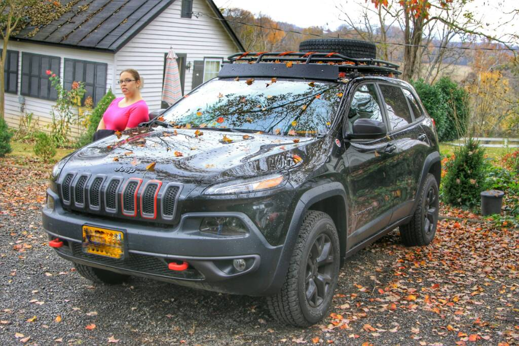 Red Grill 2014 Jeep Cherokee Forums
