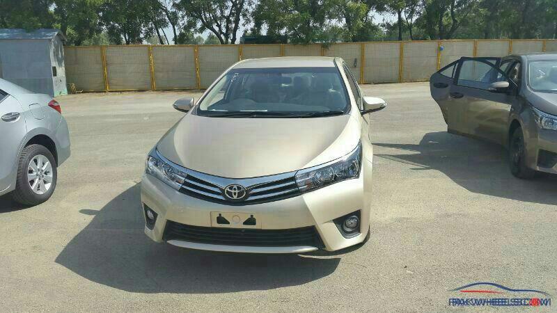 11th Generation Toyota Corolla Pakistan - 571d16e581ec968fde5a3bd7e8e2c2e9