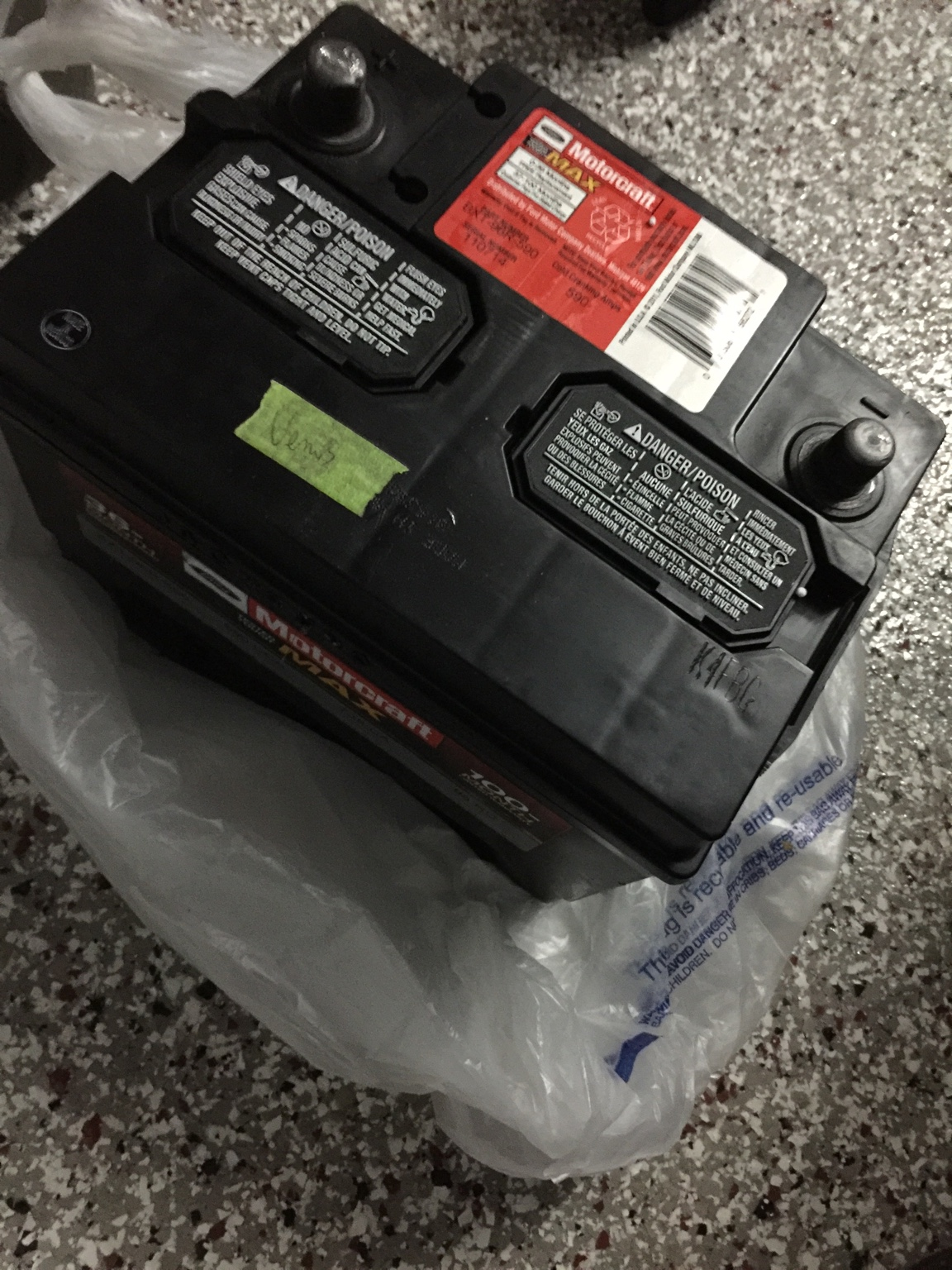 motorcraft battery warranty no receipt crafting. Black Bedroom Furniture Sets. Home Design Ideas