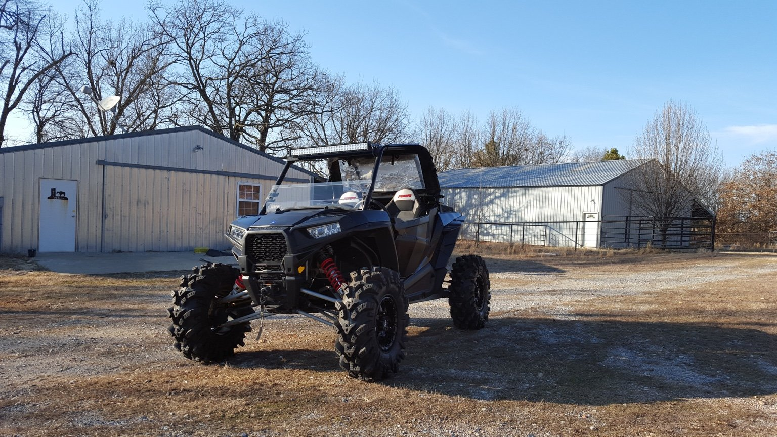 What S Your 32 Quot Tire And Wheel Setup Polaris Rzr Forum