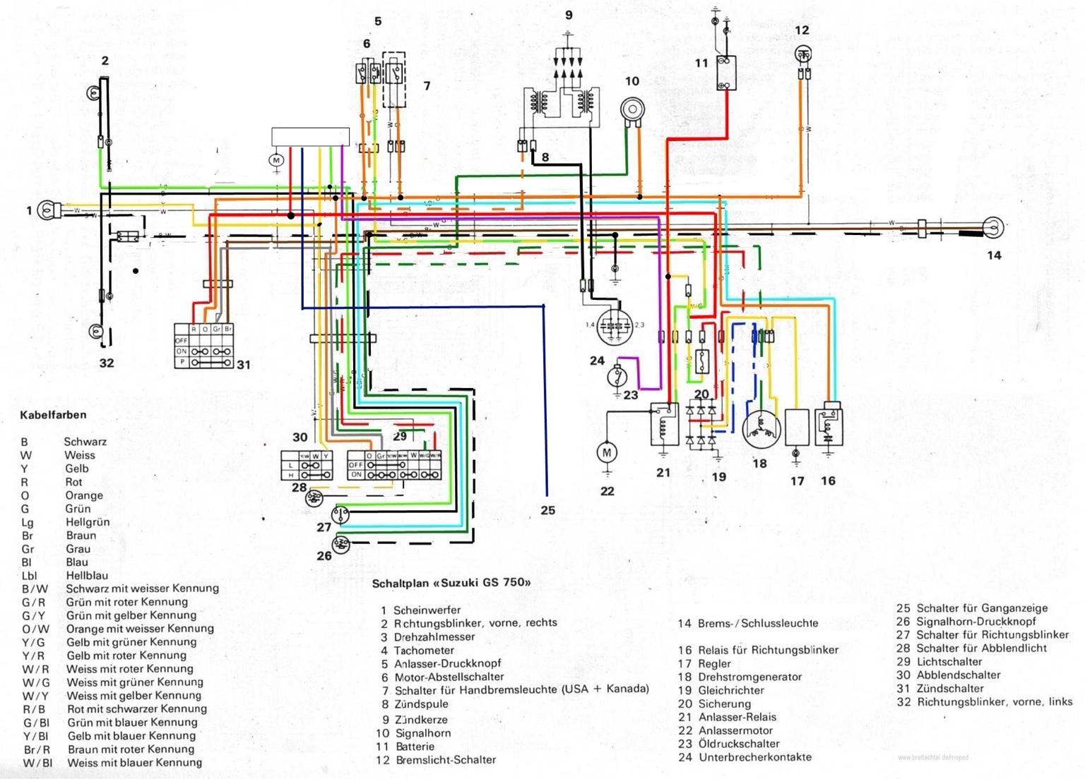 Gemütlich 2007 Gsxr 600 Schaltplan Zeitgenössisch - Elektrische ...