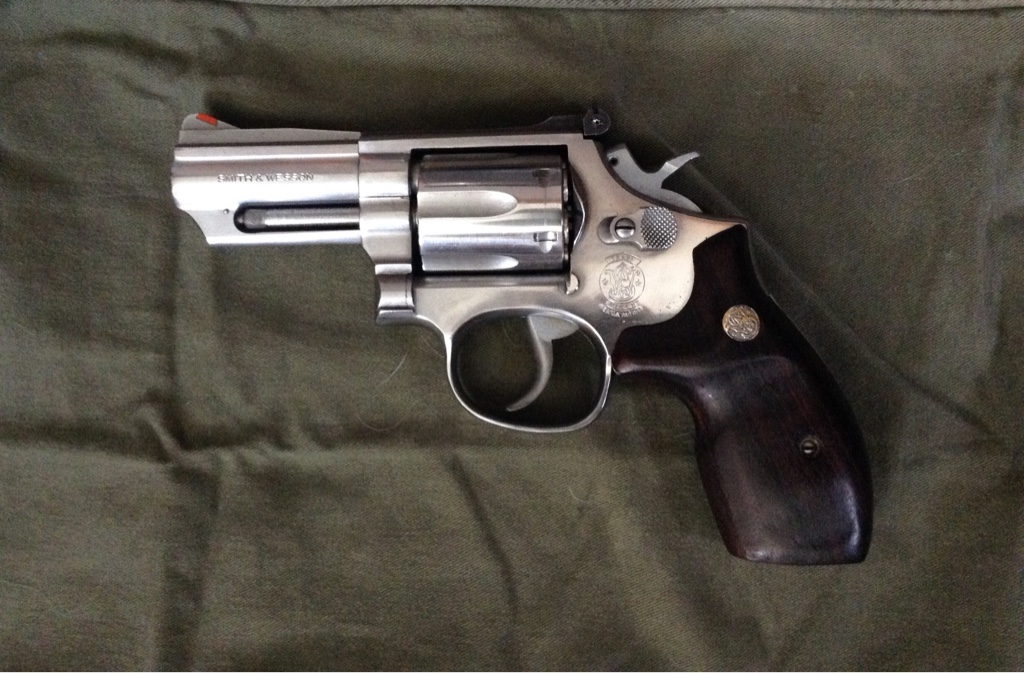 If you could have but one S&W revolver