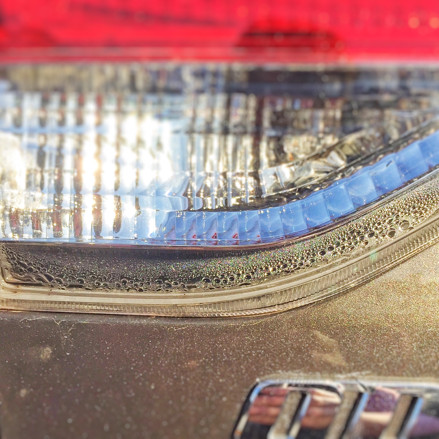 Condensation In Tail Lights