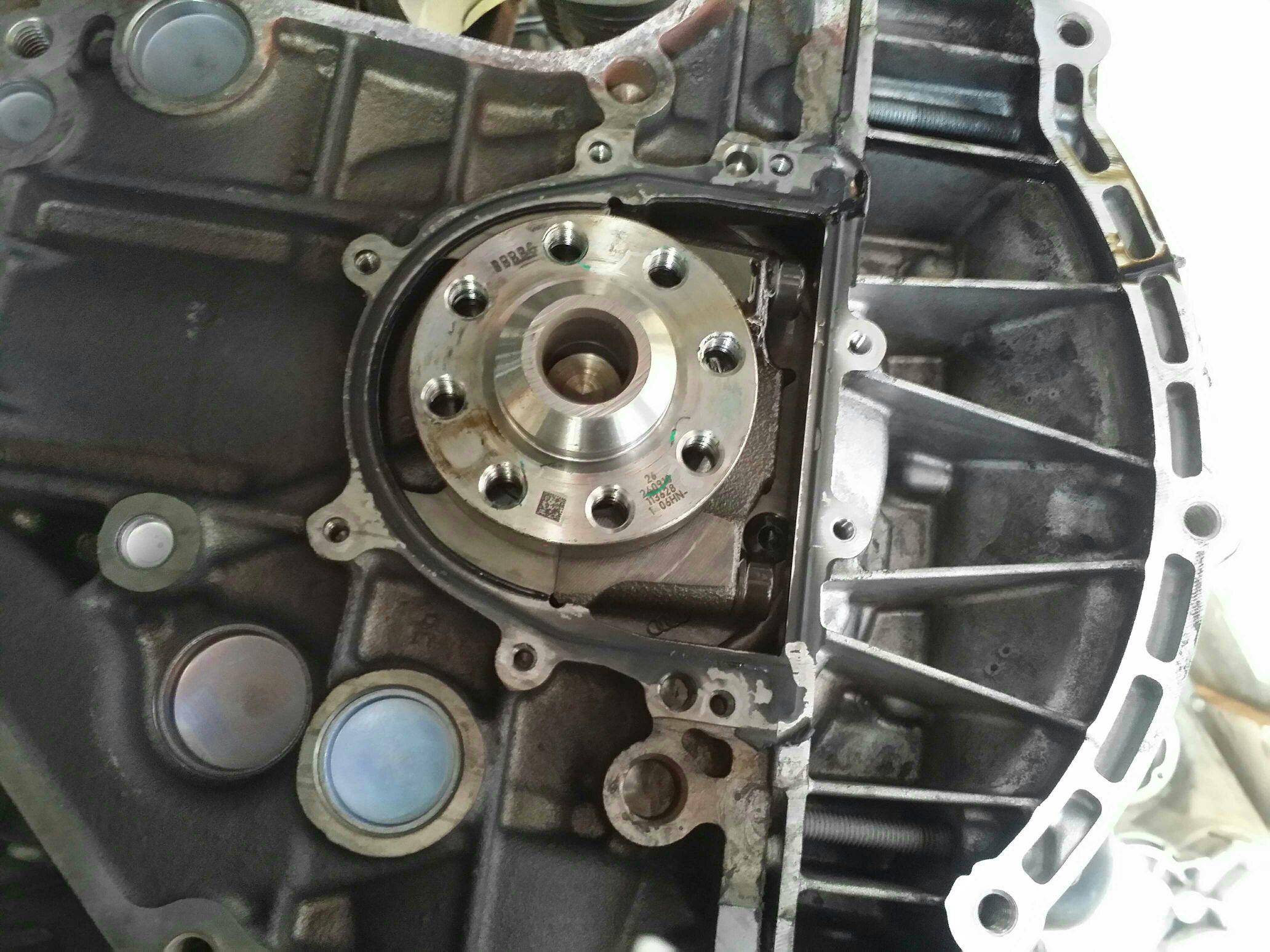 vwvortex com quick rear main seal help rh forums vwvortex com Audi A3 V6 Audi A3 TDI