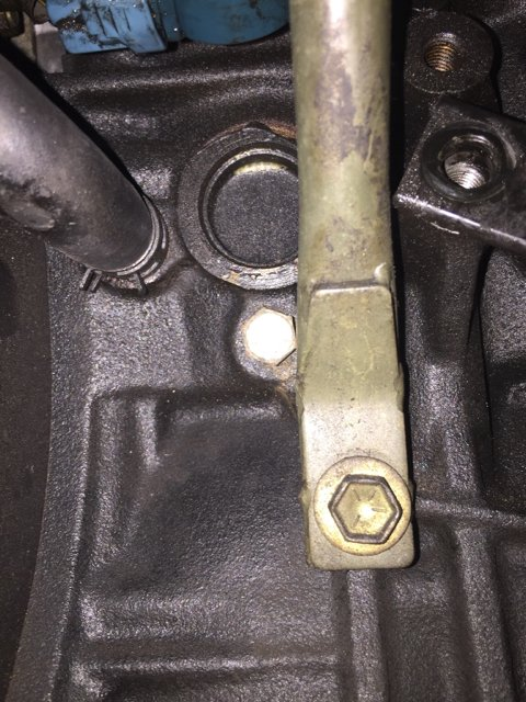 engine coolant drain mr2 owners club message boardcan anyone confirm if this 14mm steel bolt next to the engine brace, right below one of the freeze plugs, is indeed the engine coolant drain?