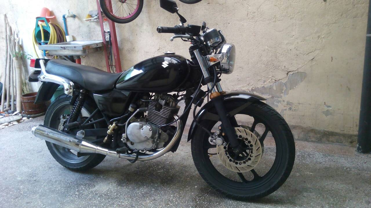 Suzuki Mola150  Gs150  Chapter 2