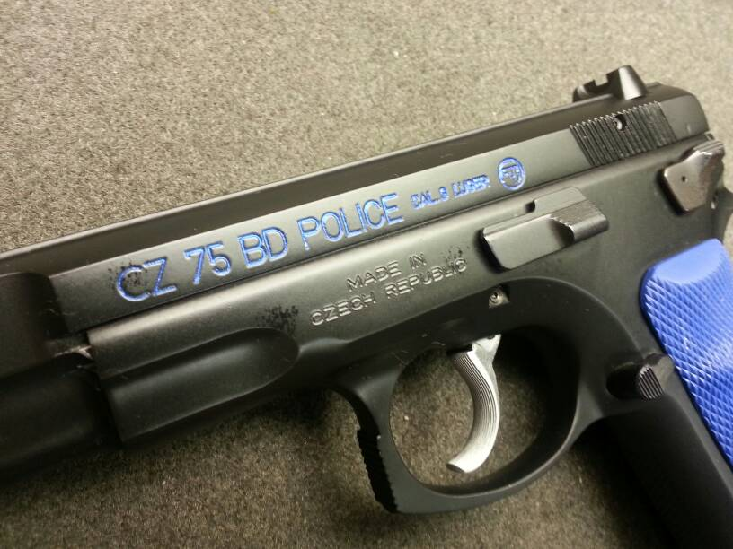 Put a little paint on my PT111 G2 | Handgun Forum