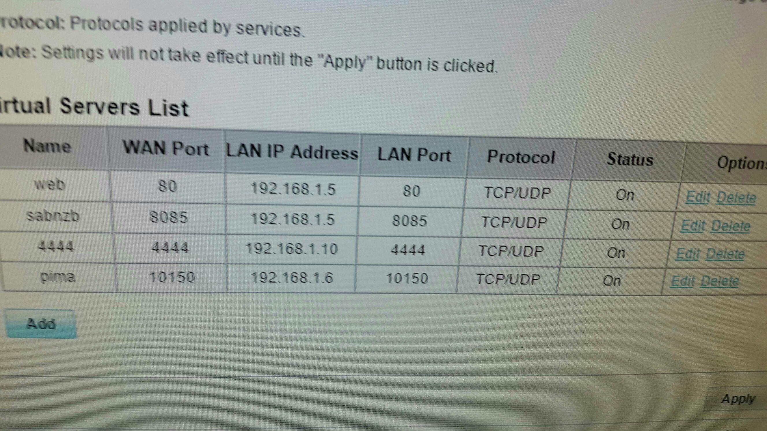 Telkom LTE Port Forwarding for CCTV | MyBroadband Forum