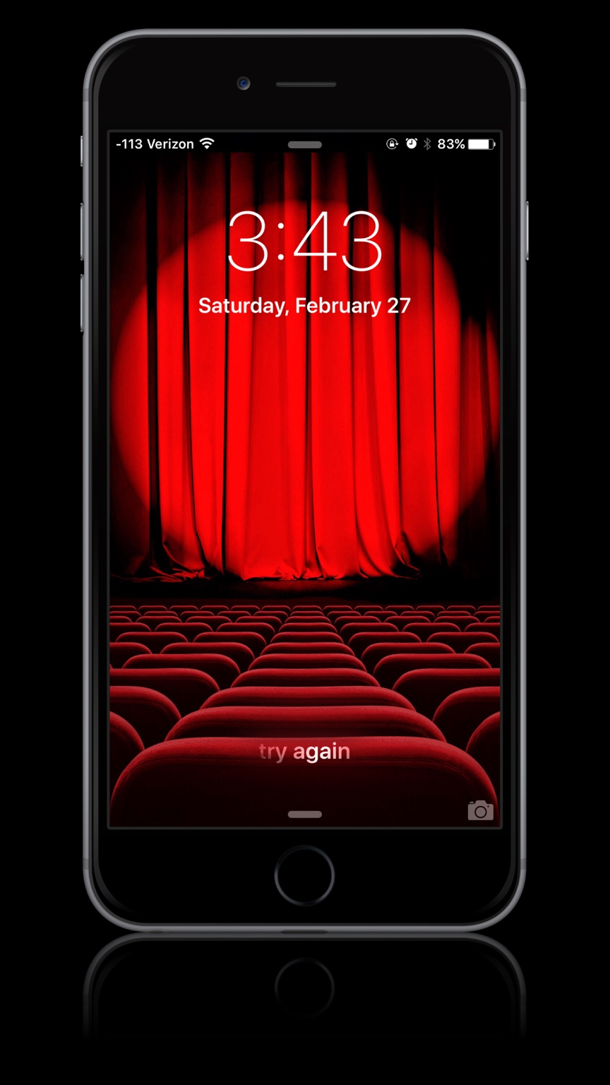 how to lock photos on iphone show the lockscreen of your iphone 6 6s plus here 4695
