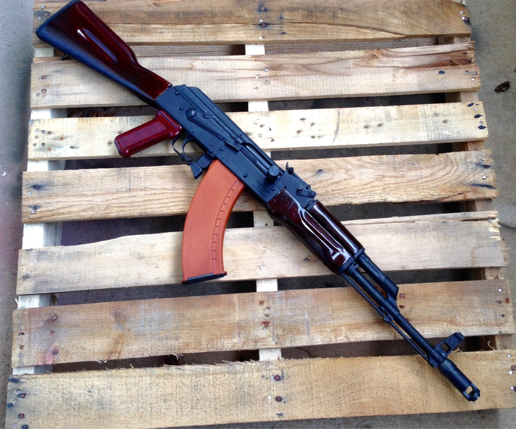 Let's see some AK-47 (post your pic) - Page 53 - Calguns net