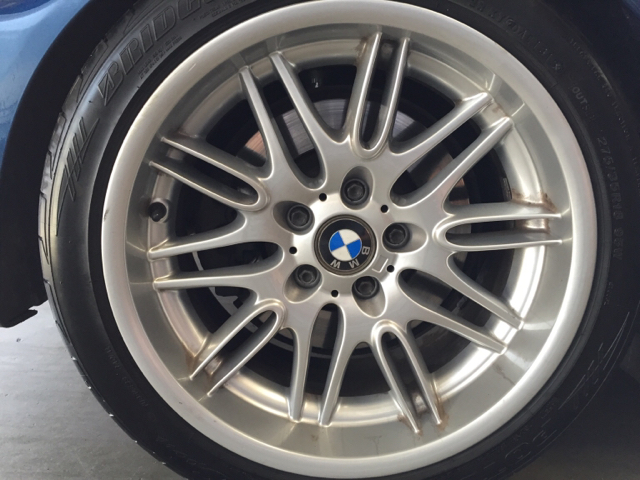 Bmw Buena Park >> Stock E39 M5 style 65 wheels refinished in bright aluminum