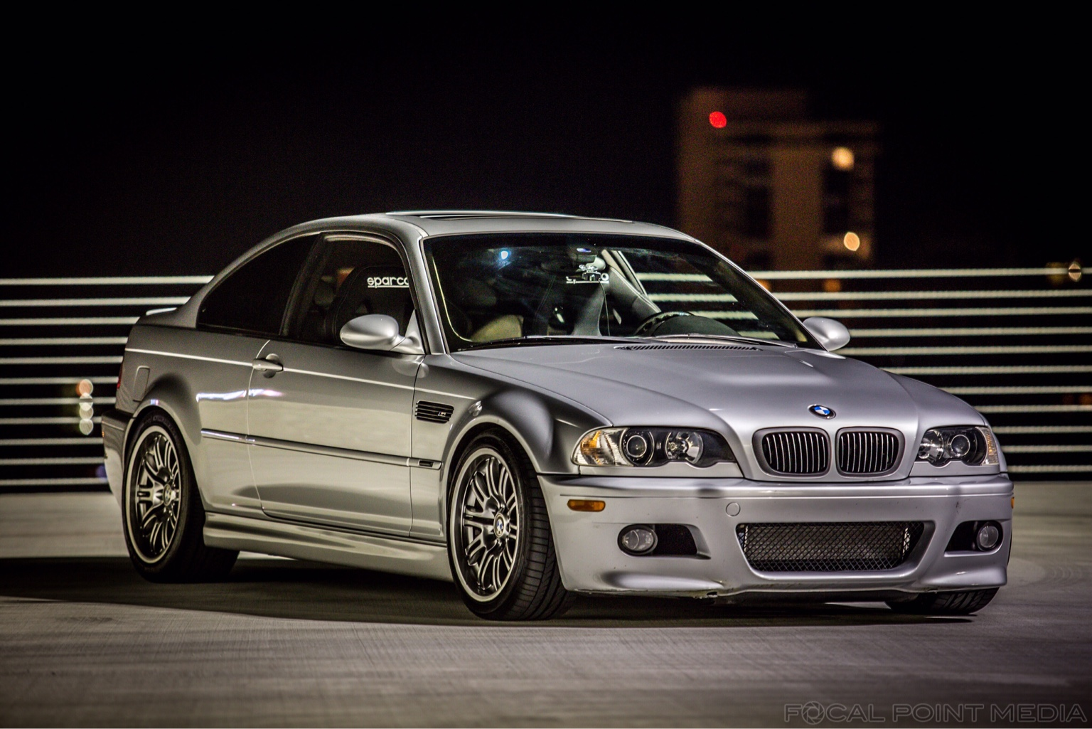 Supercharged E46 M3 For Sale